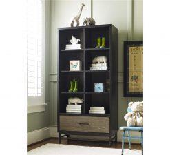 Smartstuff #MyRoom Bookcase Chalkboard and Backpack Bedroom Storage Drawer Office