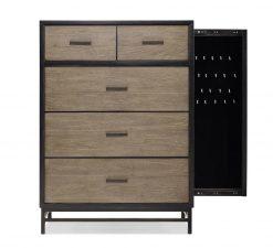 Smartstuff #MyRoom Drawer Chest Chalkboard & Backpack Universal Children's Furniture Dresser Drawer Room Bedroom Nursery Kids