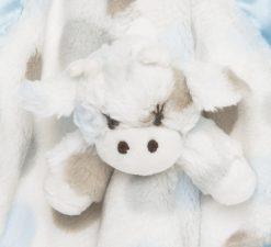 Little G Blanky Giraffe Baby Nursery Gift Soft Plush Tag Along Silk Fuzzy Pink Blue Green Girl Boy Neutral