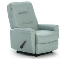 Best Chairs Felicia Swivel Glider Recliner Power Rocker Nursery Baby
