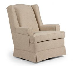 Best Chairs Storytime Series Roni Swivel Glider