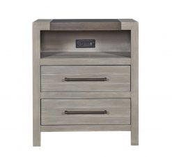 Universal Furniture Smartstuff Nightstand Bedroom Wood