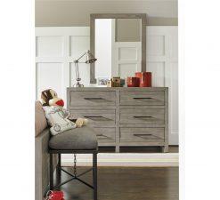 Smartstuff Scrimmage Dresser and Mirror