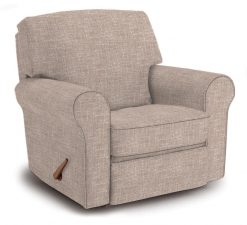Best Chairs Irvington Swivel Glider Power Rocker Recliner Nursery Baby