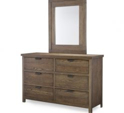 Legacy Classic Kids Fulton County Dresser Tawny Brown Children's Bedroom Furniture Rustic