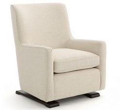 Best Chairs Coral Swivel Glider Baby Nursery