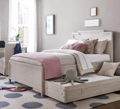 Universal Smartstuff Serendipity Trundle  Bedroom Underbed Storage Spare Bed Alabaster