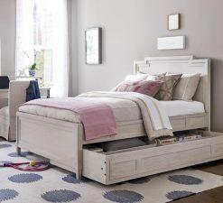 Universal Smartstuff Serendipity Trundle |Bedroom Underbed Storage Spare Bed Alabaster