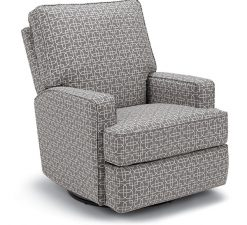 Best Chairs Kersey Swivel Glider Recliner Nursery Baby