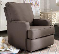 Best Chairs Kersey Swivel Glider Recliner Nursery Baby