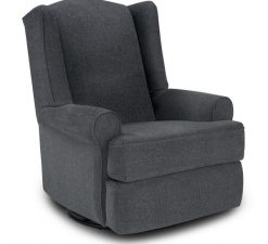 Best Chairs Logan Swivel Glider Recliner Nursery Baby