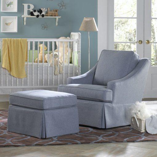 Best Chairs Ayla   Swivel Glider