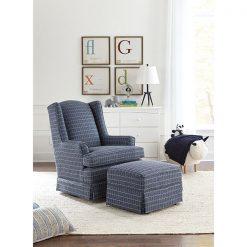 Best Chairs Natasha | Swivel Glider