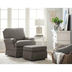 Best Chairs Quinn | Swivel Glider