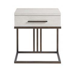 Smartstuff Nightstand Sea Salt & Sand Universal Children's Bedroom Furniture Home Furnishings Simple Elegant