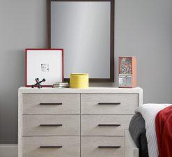 Smartstuff Drawer Dresser Sea Salt & Sand Universal Children's Furniture Simple Sophisticated Elegant Bedroom Storage