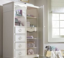 Legacy Classic Kids Harmony by Wendy Bellissimo Bedroom Set | Antique Linen White