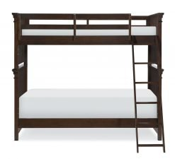 Legacy Classic Kids Canterbury Twin Bunk Bed | Warm Cherry