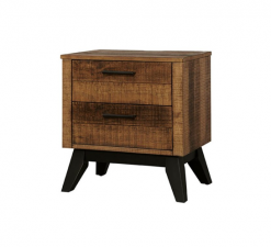 Westwood Design Urban Rustic Nightstand | Brushed Wheat