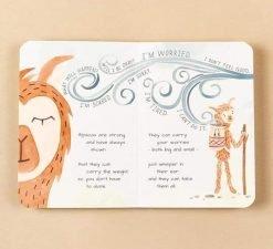 Slumberkins Alpaca | Stress Relief