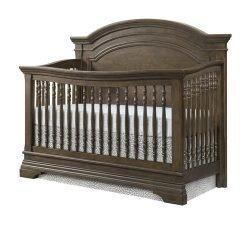 Westwood Design Olivia Arch Top Crib | Rosewood