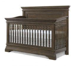 Westwood Design Olivia Flat Top Crib | Rosewood