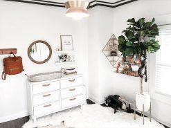 Million Dollar Baby Tanner Drawer Dresser | Warm White