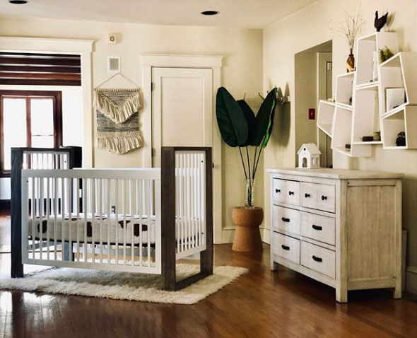 Milk Street Baby True Crib Brand Photo