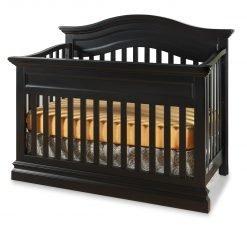 Westwood Design Stone Harbor Crib | Black