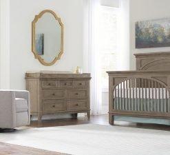 Westwood Designs Leland Crib | Sandwash